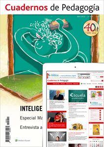 Imagen de Cuadernos de Pedagogía