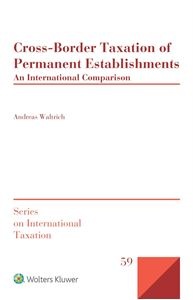 Imagen de Cross-Border Taxation of Permanent Establishments