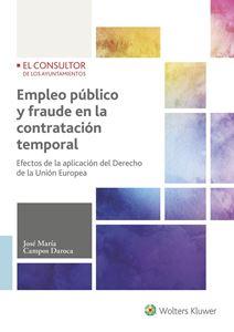 Imagen de Empleo público y fraude en la contratación temporal