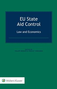Imagen de EU State Aid Control. Law and Economics