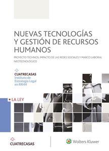 Imagen de Nuevas tecnologías y gestión de recursos humanos