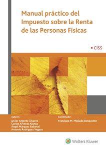 Imagen de Manual práctico del Impuesto sobre la Renta de las Personas Físicas