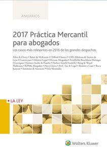 Imagen de 2017 Práctica Mercantil para abogados