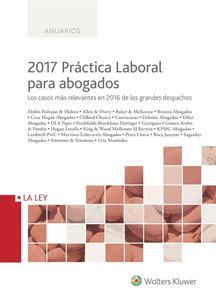 Imagen de 2017 Práctica Laboral para abogados